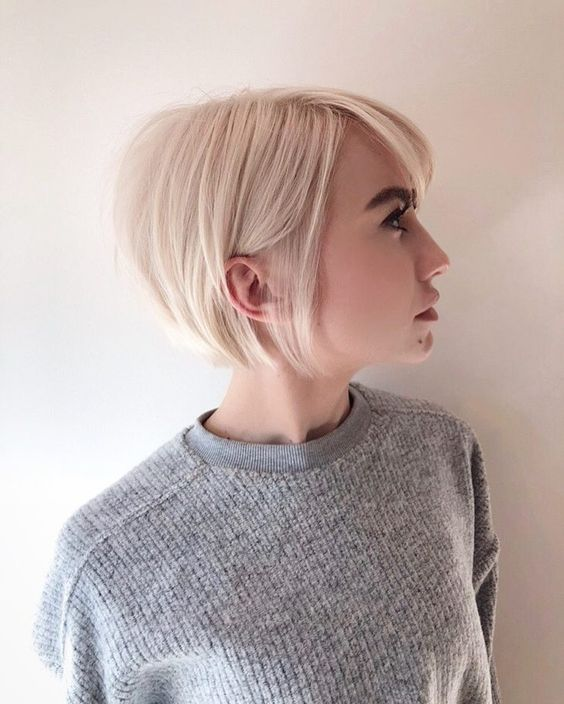 Short Bob Cuts for Women-14