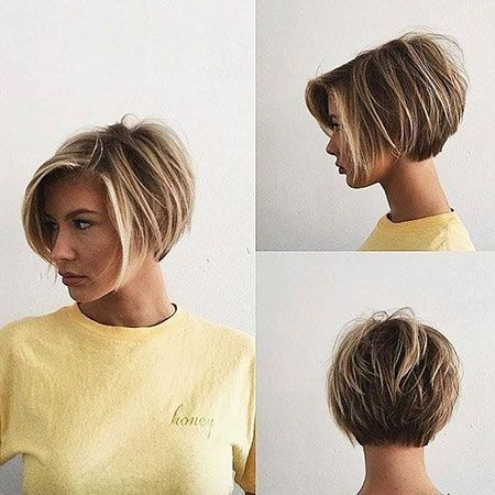 Short Bob Cuts for Women-15