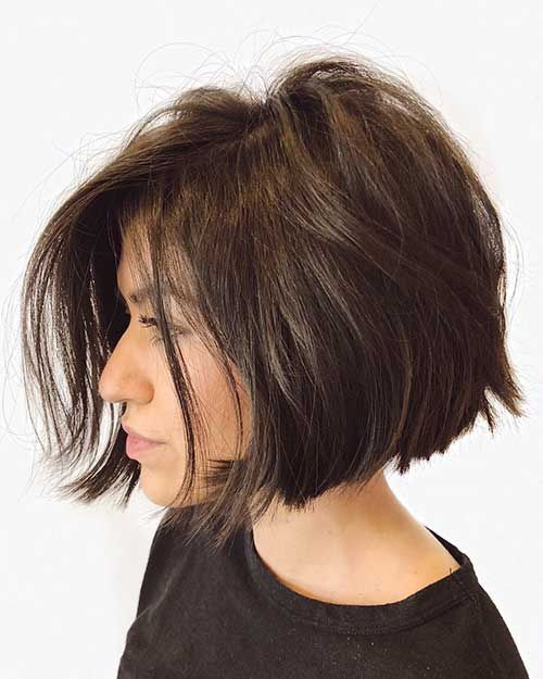 Short Bob Cuts for Women-17