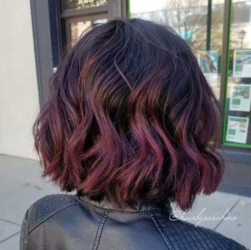 Bob Hair Color Ideas-18