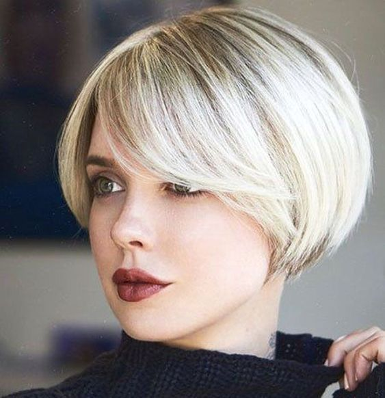 Short Bob Cuts for Women-18