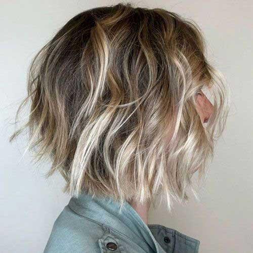 Wavy Bob Hairstyles-18