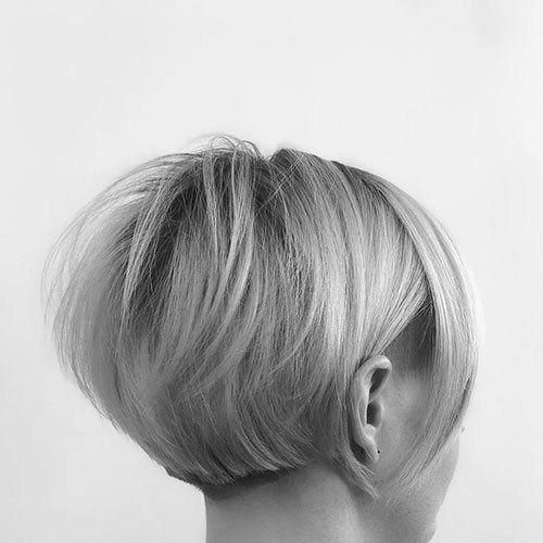 Short Bob Cuts for Women-19