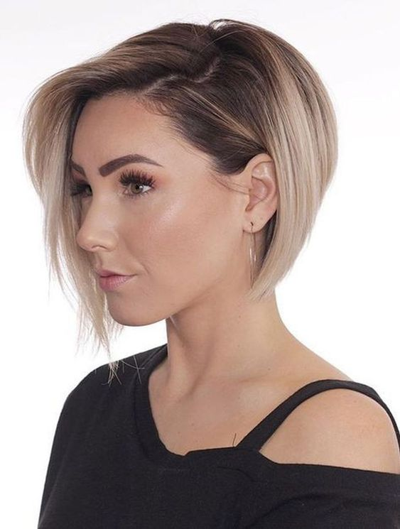 Short Bob Cuts for Women-20