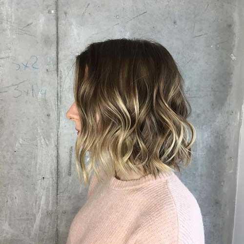 Wavy Bob Hairstyles-20