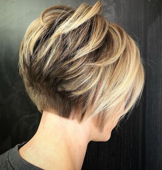Short Bob Cuts for Women-25