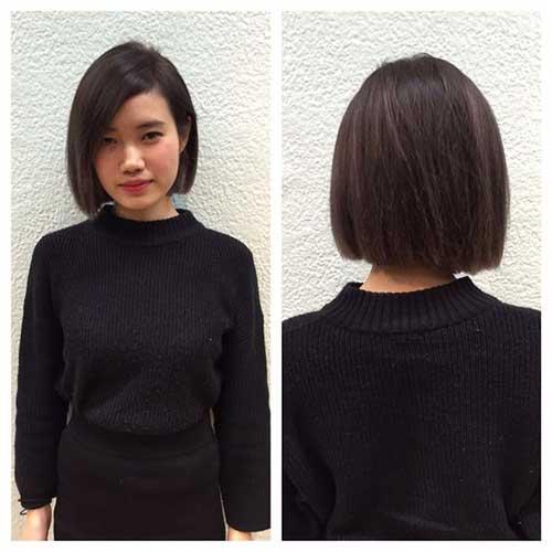 Blunt Bob Haircuts for Fine Hair-6