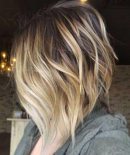 Wavy Bob Hairstyles-6