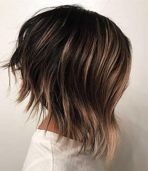 Choppy Inverted Bob Hairstyles-7