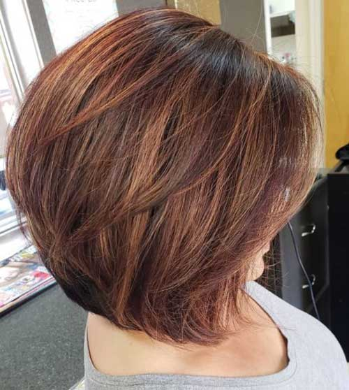 Layered Bob Cuts-7