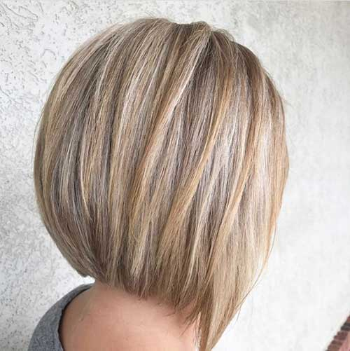 Cute Long Bob Hairstyles-8