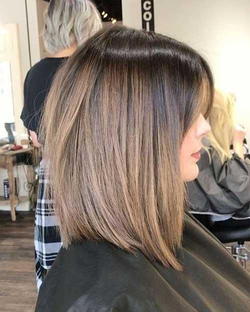 Long Bob Haircuts for Fine Hair-9