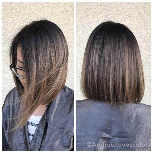 Bob Haircut Straight Hair