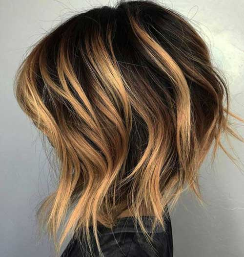 Lob Hairstyles 2019