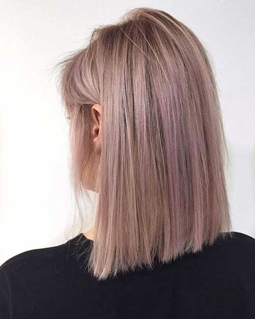 Long Bob Hairstyles for Fine Hair