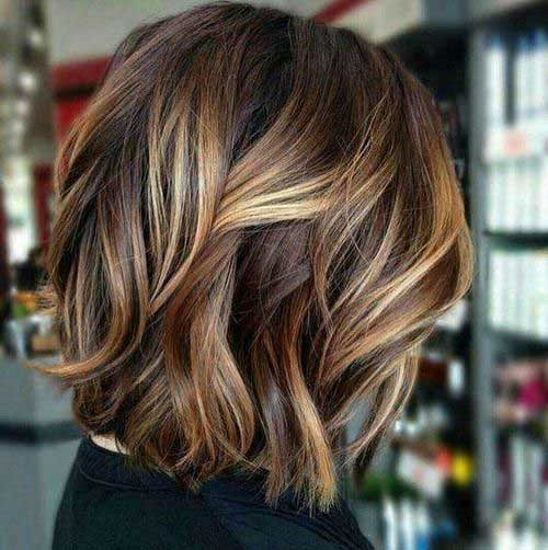 20 Different Bob Hair Color Ideas Bob Hairstyles 2018