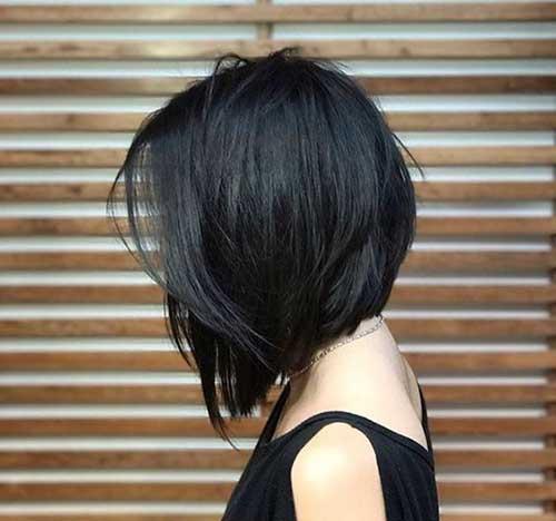 Short Bobs for Fine Hair