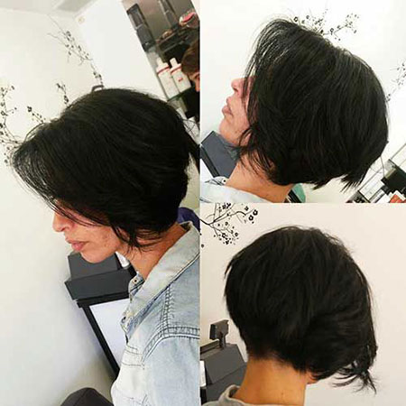 Hair Bob Short Pixie