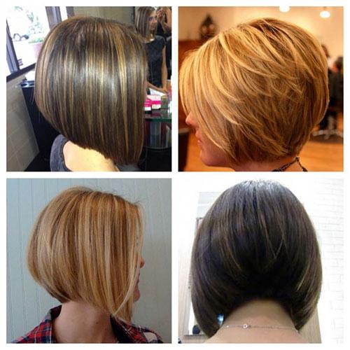Back Of Bob Haircut
