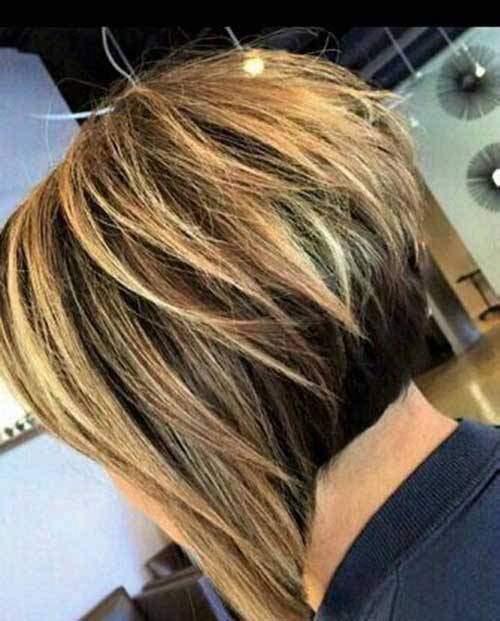 Pictures Of Back Of Bob Haircuts