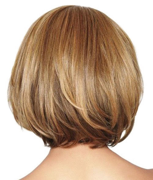 Bob Haircut For Oval Face