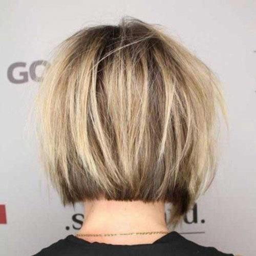 Bob Hairstyles Back View