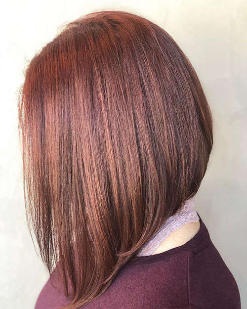 Angled Bob Haircut Pictures