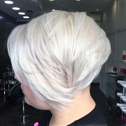 Pictures Of Layered Bob Haircuts