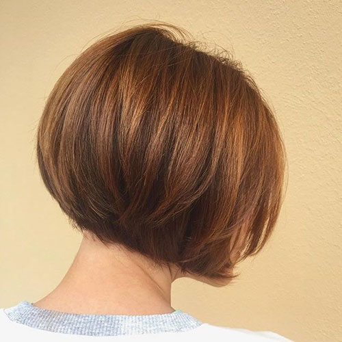 Inverted Bob Hair Cut