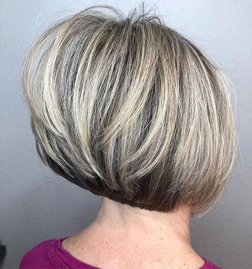 Photos Of Layered Bob Haircuts