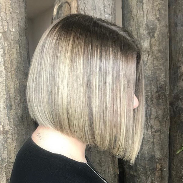 Bob Hairstyles For Blonde Hair