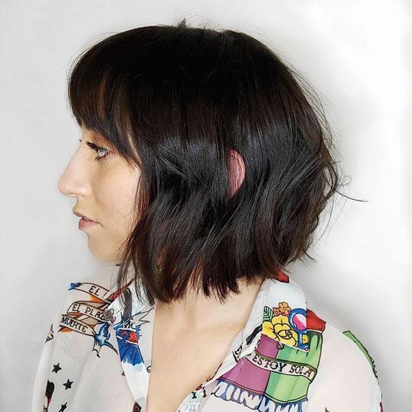 Chic Bob Haircut