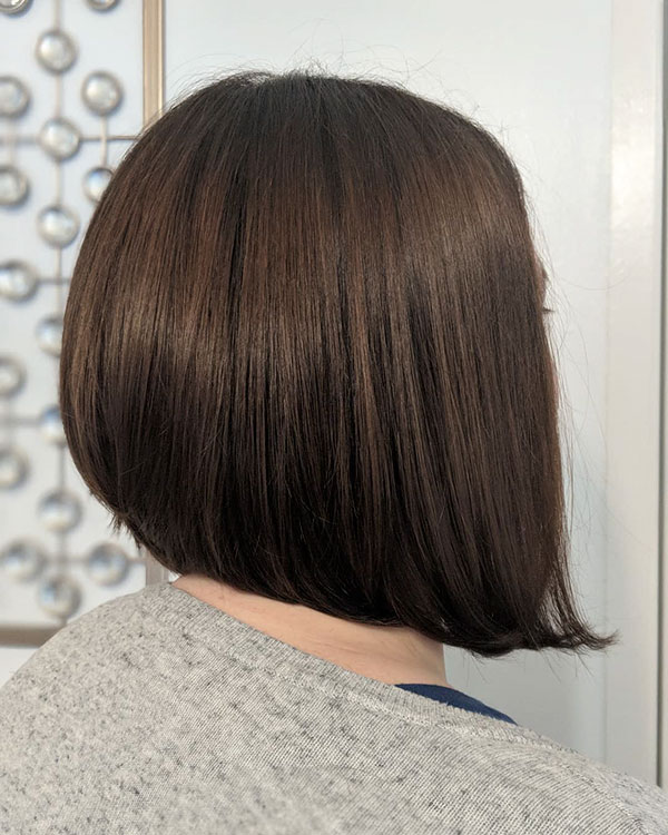 A Line Bob Hairstyles