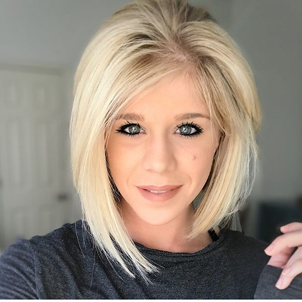 Blonde Bob Haircut Pictures