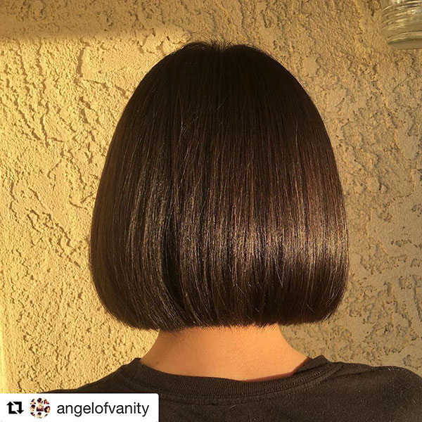 Images Of Short Blunt Bob Haircuts