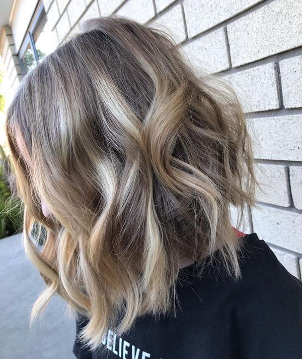 Medium Inverted Bob Hairstyles