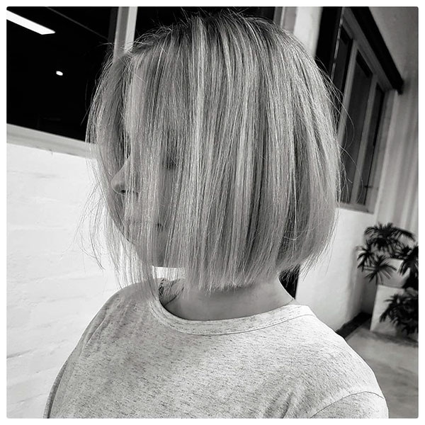 Short Blunt Bob Cut Pictures