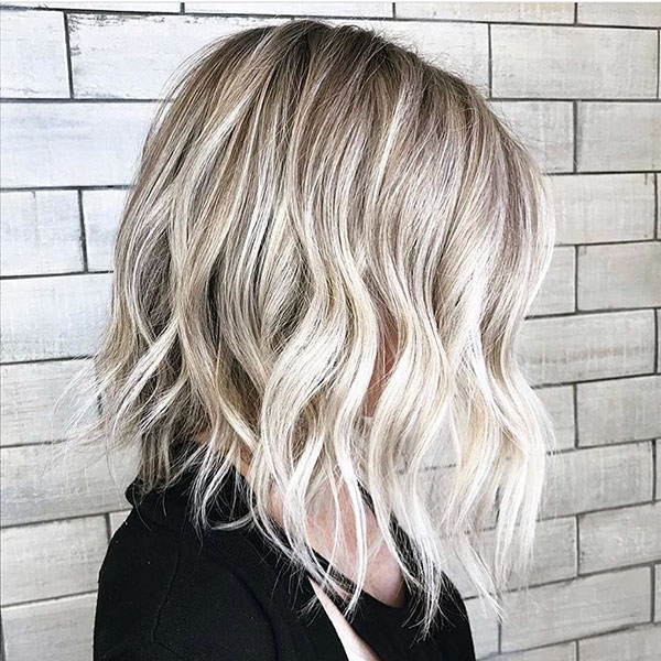 Pictures Of Medium Inverted Bob Hairstyles