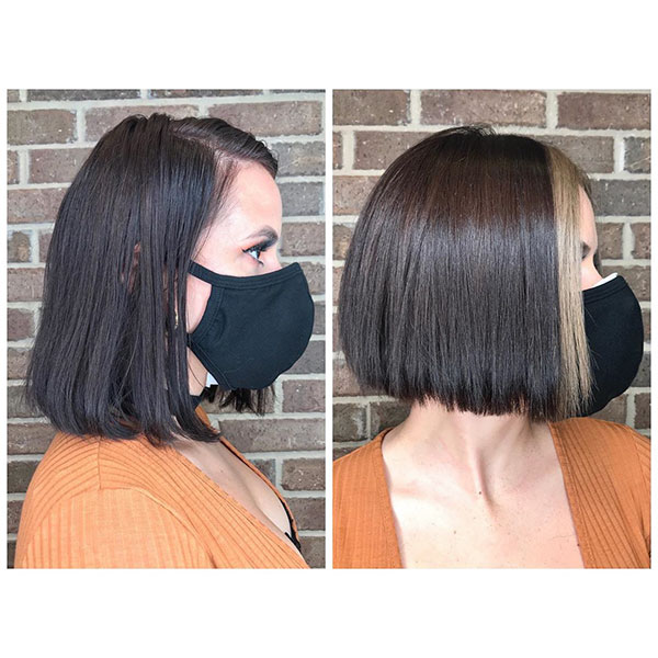 Blunt Bob Haircuts For Short Hair