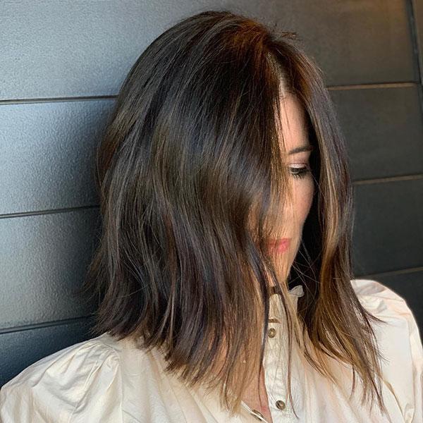 Medium Inverted Bob Haircuts