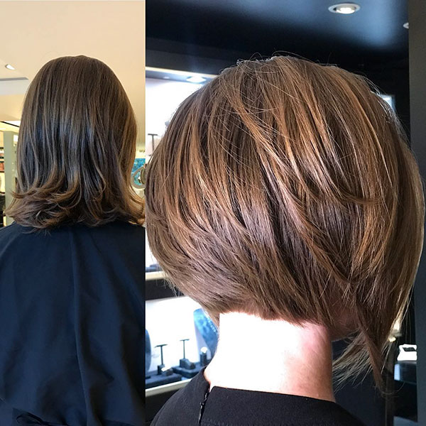 Short Textured Bob Styles